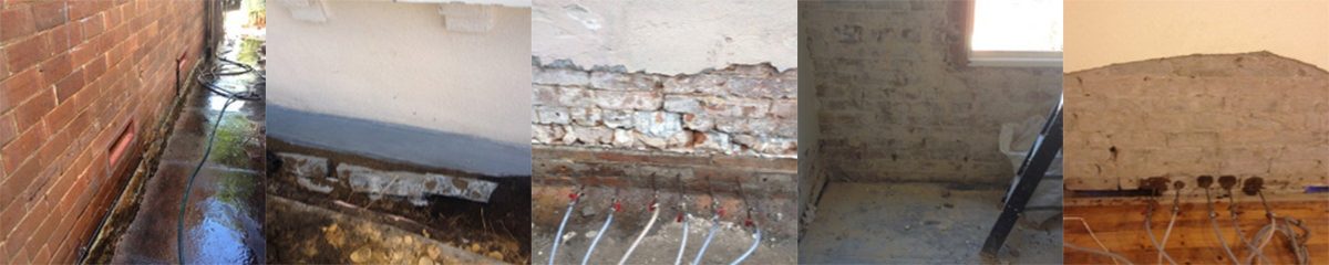 Damp proofing sydney